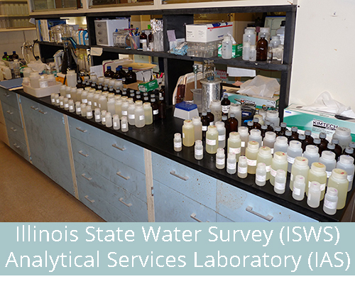 Illinois State Water Survey (ISWS) Analytical Services Laboratory (IAS)
