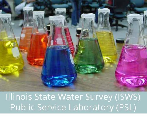 Illinois State Water Survey (ISWS) Public Service Laboratory (PSL)